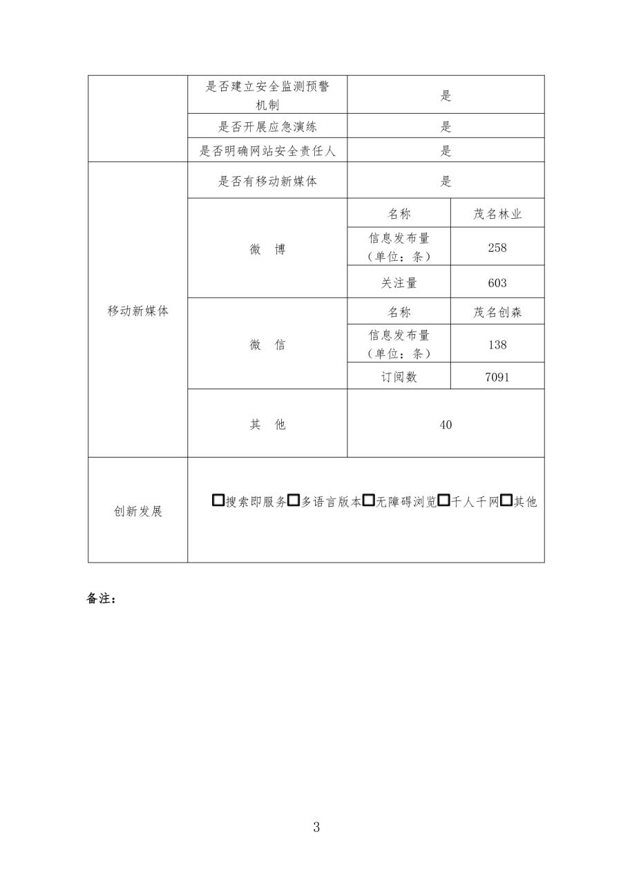 茂名市林业局政府网站工作年度报表(2019年)3.jpg